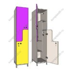 Шкафчики для одежды спортзал