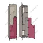 Шкафчик для раздевалки в спортзале