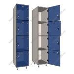 Шкаф для производственной раздевалки