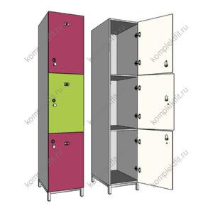 Шкафы Трио