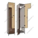 шкаф для спортзала