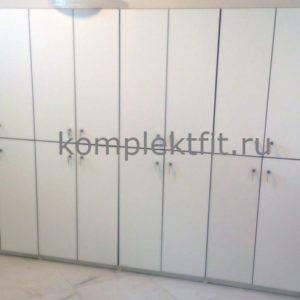 Индивидуальные шкафчики для раздевалок