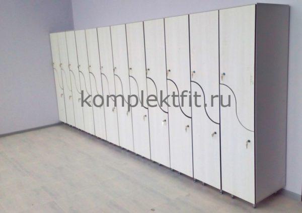 Купить шкафчики для фитнес клуба