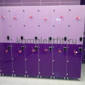 Шкафы для раздевалок производитель