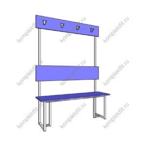 Скамейки для спортзала деревянные