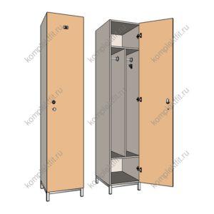 Шкаф для раздевалок стандарт ls 01